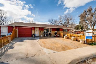 Longmont Single Family Home Under Contract: 1559 Centennial Drive