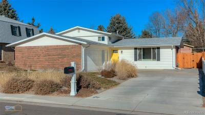 Broomfield Single Family Home Under Contract: 957 East 8th Avenue