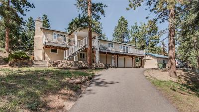Conifer Single Family Home Under Contract: 27185 Stagecoach Road