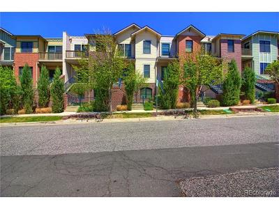 Littleton Condo/Townhouse Active: 1925 West Lilley Avenue