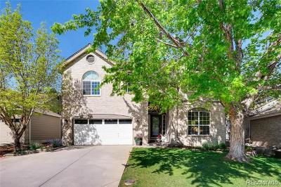 Thornton Single Family Home Under Contract: 13075 Marion Drive