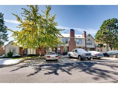 Littleton Condo/Townhouse Active: 9630 West Chatfield Avenue #C