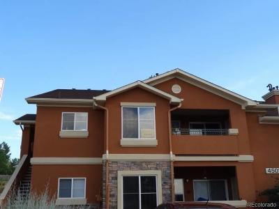 Highlands Ranch Condo/Townhouse Under Contract: 4502 Copeland Loop #201