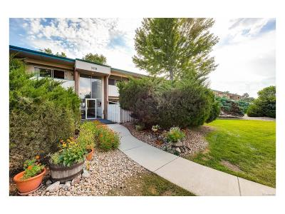 Boulder Condo/Townhouse Under Contract: 5110 Williams Fork Trail #104
