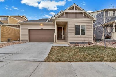 Commerce City Single Family Home Under Contract: 10562 Racine Circle