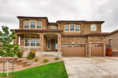 Castle Rock Single Family Home Active: 1320 Exquisite Street