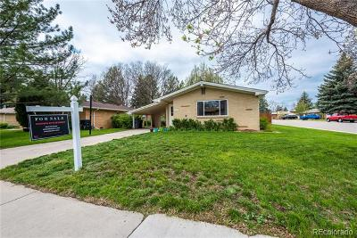 Longmont Single Family Home Active: 1555 Gay Street