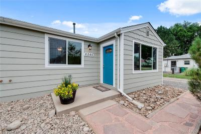 Arvada Condo/Townhouse Active: 6245 West 53rd Avenue