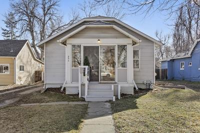 Longmont Single Family Home Active: 834 Emery Street