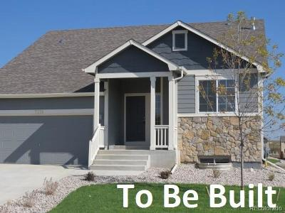Greeley Single Family Home Under Contract: 8436 13th St Rd