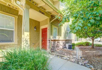 Commerce City Condo/Townhouse Active: 17942 East 104th Place #A