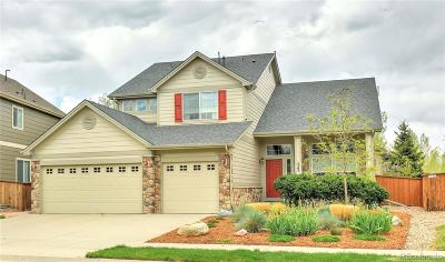 Erie Single Family Home Under Contract: 1345 McGregor Circle