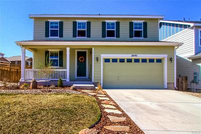 Castle Rock Single Family Home Active: 3995 Starry Night Loop