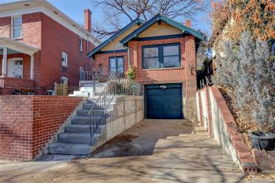 Capitol Hill Single Family Home Under Contract: 609 North High Street