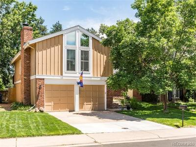 Aurora CO Single Family Home Active: $409,900