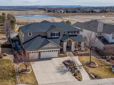 Littleton Single Family Home Active: 9567 West Trailmark Parkway