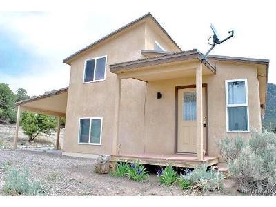 Saguache County Single Family Home Active
