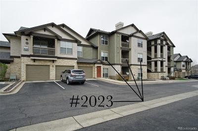 Littleton Condo/Townhouse Active: 7438 South Quail Circle #2023