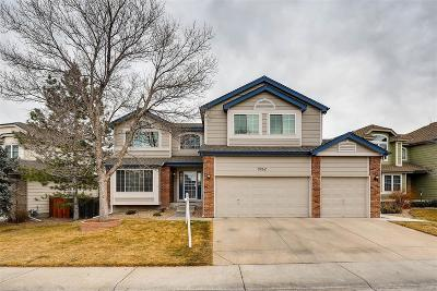 Highlands Ranch Single Family Home Under Contract: 9262 Mountain Brush Street