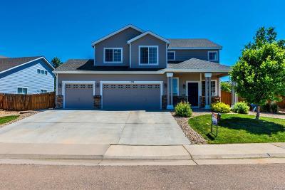 Dacono Single Family Home Under Contract: 130 Elizabeth Street Circle