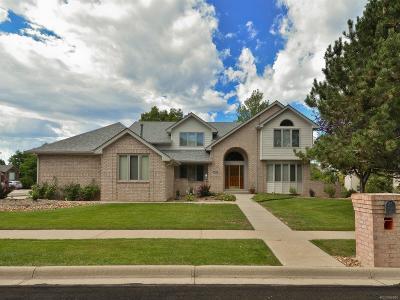 Longmont Single Family Home Active: 2245 Ridgeview Way