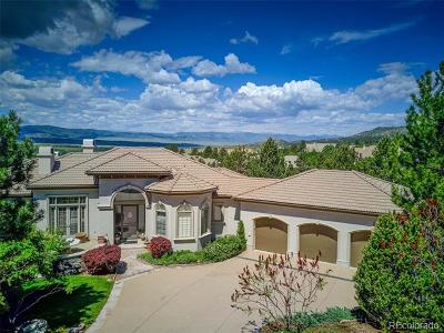 Castle Rock CO Single Family Home Active: $1,850,000
