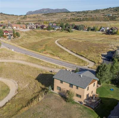 Steamboat Springs CO Single Family Home Active: $820,000