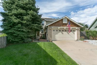 Arvada Single Family Home Active: 8428 Newcombe Street