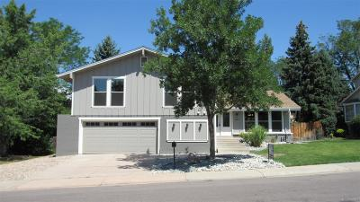 Single Family Home Active: 4089 South Willow Way