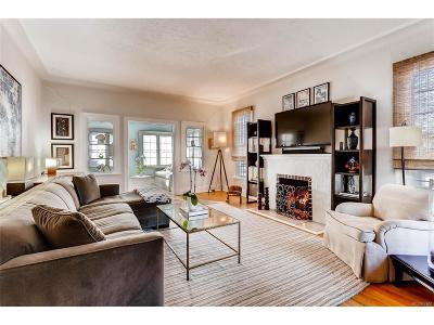 Denver Single Family Home Active: 700 S Clay Street