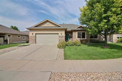 Greeley Single Family Home Active: 1523 64th Avenue