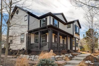 Lafayette Single Family Home Under Contract: 479 Blue Lake Trail