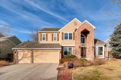 Highlands Ranch Single Family Home Under Contract: 2263 Indian Paintbrush Circle