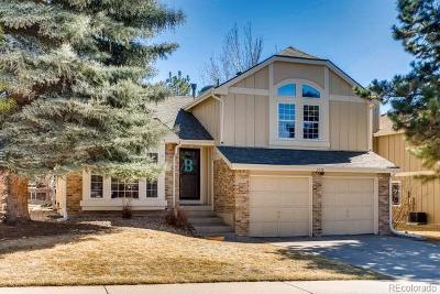 Castle Pines CO Single Family Home Active: $462,500