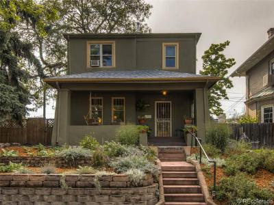 Single Family Home Sold: 1263 Marion Street