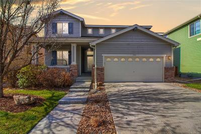 Commerce City Single Family Home Under Contract: 12159 Village Circle