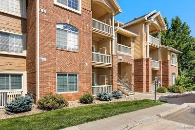 Littleton Condo/Townhouse Active: 1641 West Canal Circle #737