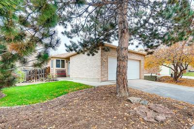 Arvada Single Family Home Under Contract: 7113 Fenton Circle