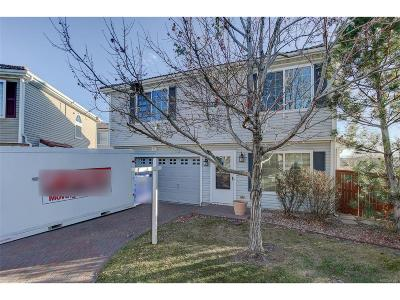 Denver Single Family Home Under Contract: 20000 Mitchell Place #57