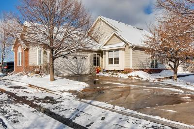 Thornton Condo/Townhouse Active: 10327 Adams Place