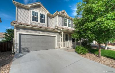 Castle Rock CO Single Family Home Active: $469,900