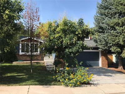 Highlands Ranch Single Family Home Under Contract: 524 Timberline Place
