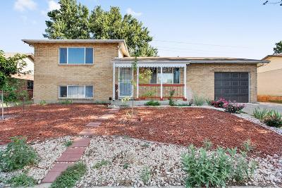 Denver Single Family Home Active: 14821 Randolph Place