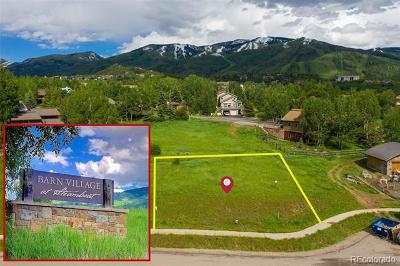 Residential Lots & Land Active: 1180 Angels View Way