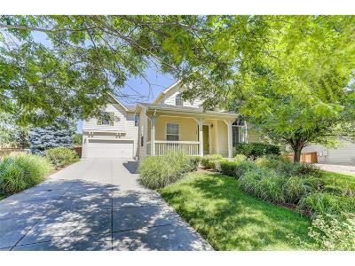 Longmont Single Family Home Active: 528 Folklore Avenue