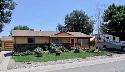Denver Single Family Home Active: 8200 Ralph Lane