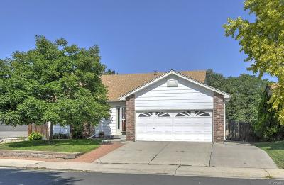 Broomfield Single Family Home Active: 13067 Westlake Place