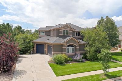 Broomfield Single Family Home Active: 3900 Broadlands Lane