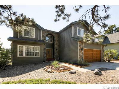 Single Family Home Sold: 1334 Conifer Trail