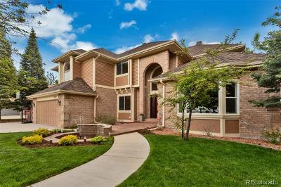 Castle Pines CO Single Family Home Active: $999,999
